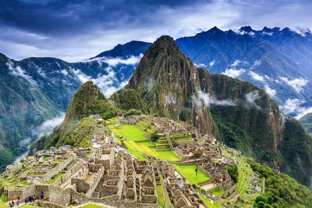 Le Machu Pichu - Pérou