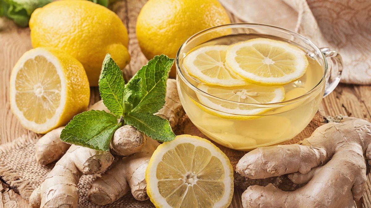 Gingembre et Citron